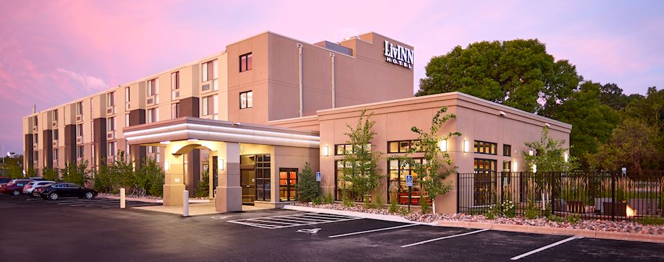 LivINN Hotel St. Paul - I-94 - East 3M Area